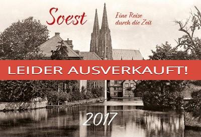 Soest Kalender 2017 ---Leider Ausverkauft---