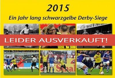 Derby Kalender 2015 ---Leider Ausverkauft---