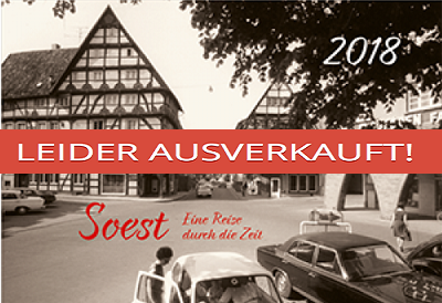 Soest Kalender 2018 ---Leider Ausverkauft---